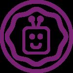 Purple Doxa Icon